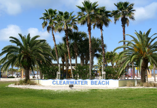 World Famous Clearwater Beach