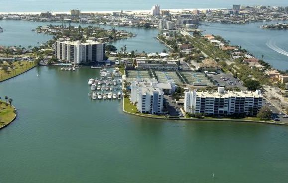 Bahia Mar Treasure Island Florida