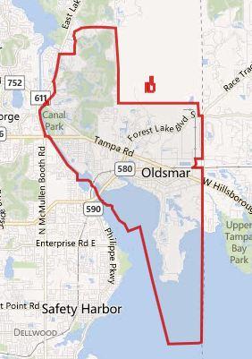 Oldsmar Florida Map.Oldsmar Fl 34677 Homes For Sale Real Estate Market Report April 2013