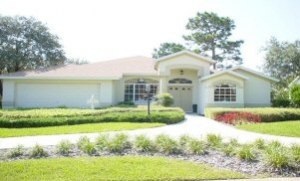 Home in Heritage Pines Subdivision